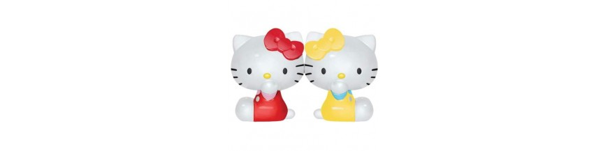 Hello Kitty Licensed Figurines