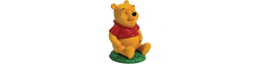 Disney Winnie The Pooh Licensed Figurines