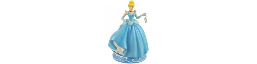 Disney Princesses Licensed Figurines