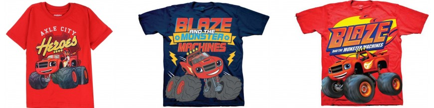 Nick Jr Blaze And The Monster Machines
